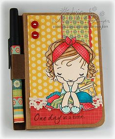 altered To-Do Notebook love this