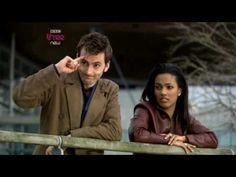 David Tennant Doctor Who Confidential and Best Bits