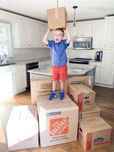 CLICK HERE for the best tips for moving! Skip the packing overwhelm and follow our tips for the easiest move.