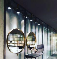 Galileo, mirror Mario Ferrarini For Living Divani