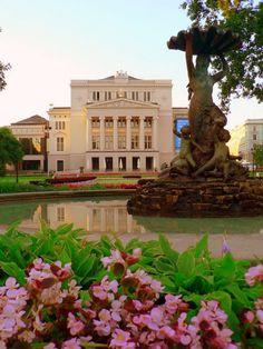 National Opera    Riga Riga Riga  Latvia  www.riga.com