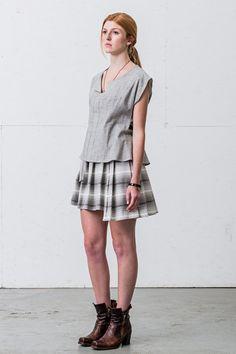 Blaer top/Föhn skirt