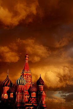Stunning! Russia, Moscow, Red Square