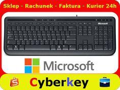 KLAWIATURA MICROSOFT Wired Keyboard 600