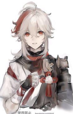 Albedo, Aesthetic Drawing, Cute Boys, Cute Art, Art Reference, Anime Characters, Character Art, Marie, Anime Art