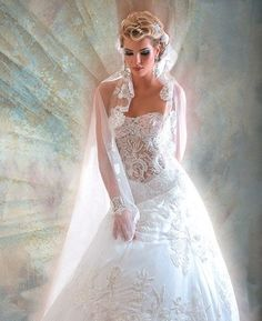 Vintage Wedding Dresses 2014 #vintage #wedding #dresses #fashion http://www.a3da.net/vintage-wedding-dresses-2014/