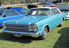 66 Ford Galaxie 500 7 Litre fr - AFD13 | Flickr - Photo Sharing!