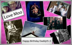 Happy bday dad