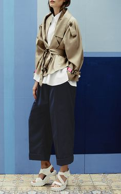 Preen Corey Mac Jacket by Preen for Preorder on Moda Operandi
