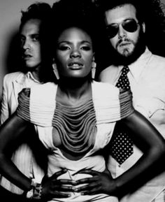 The Noisettes...I <3 them so much!!!