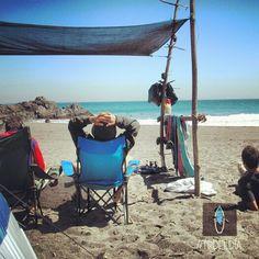 """#TIPdeldía  """"Un surfista puede pasar todo el día mirando el mar...un surfista no necesita mucho más para ser feliz"""" #surforo #surf #chile"""
