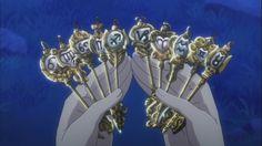 Top 15 des objets précieux dans les anime ! | Kana