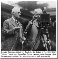 máquinas de filmar história - Pesquisa Google