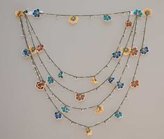 turkish lace - needle lace - crochet -