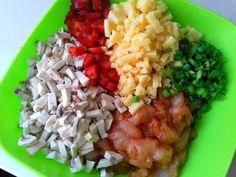 Słodko Słodka: Kotlety Siekane z Piersi Kurczaka. Risotto, Grains, Rice, Meals, Ethnic Recipes, Food, Diet, Essen, Meal