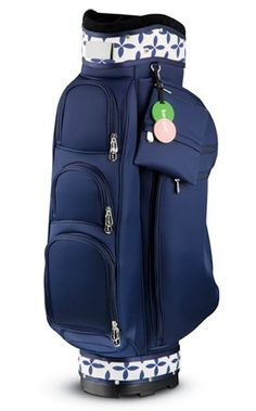 keri golf bag..attention women golfers! This is the bag for you! Everything u r looking for! Oprah loved it so much, she put it on her famous Xmas favorite things list a few yrs ago! :)