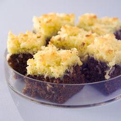 Chokoladekage med kokos - Opskrifter