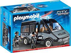 Playmobil - 6043 -  Voiture de patrouille de la police avec son et lumière Playmobil http://www.amazon.fr/dp/B00O4E4JK0/ref=cm_sw_r_pi_dp_dwsmwb08JMTAK