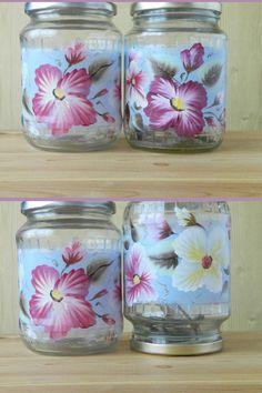 Handpainted  1ltr Volume Bouquet Vase