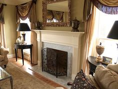 Looking for a new home in Northern Virginia? Sekas Homes is the premier custom home builder in Fairfax, McLean, Vienna, and Oakton. Contact us today for the home of your dreams! Home, Custom Homes, New Homes, Stone Mantel, Custom Home Builders, Wood Mantels, Luxury Living, Stratford Hall, Fireplace