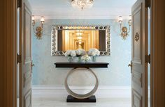 Tiffany Suite, NYC, St. Regis Hotel