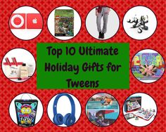 Score major brownie points with these 10 gifts for the hard to buy for tween this Christmas. It's Tweenhood's Ultimate Holiday Gifts for tweens. Holiday Gift Guide, Holiday Gifts, Tween Gifts, Promote Your Business, Business Website, Web Design, Raising, Fun, Kids