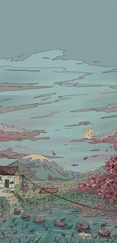 Pin by Eliška Sojková on Pretty in 2021 | Scenery wallpaper, Iphone background wallpaper, Art wallpaper iphone