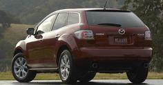 A Mazda SUV Recall