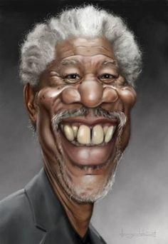 A homeless man who sleeps under the Gothic Bridge in NYC looks like Morgan Freeman.