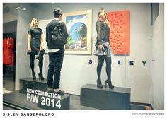 @Sisley Sansepolcro#Totallook#Trendy#Girl and boys#Black and Gold#Fashion