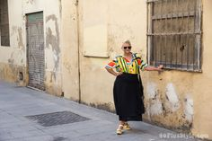 How to have fun with bold colors | a style interview with Sacramento | 40plusstyle.com
