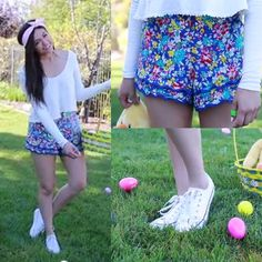 5 Outfit Ideas for this Easter by Bethany Mota – Watch the video