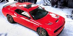2015 Dodge Challenger SRT Hellcat!  707 HP/650 Torque.  The Muscle Car Lives!!!