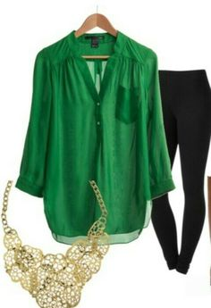 Green and Bling