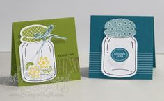 Jill's Card Creations: How Cute are these?