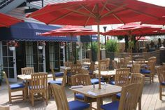 Waterfront & Outdoor Restaurants on Long Island's North Shore Red Restaurant, Waterfront Restaurant, Outdoor Restaurant, Seafood Kitchen, Cold Spring Harbor, Italian Grill, Port Jefferson, Pancho Villa, Bar Scene