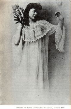 """do livro """"Isadora - fragmentos autobiográficos"""""""