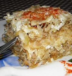 Hungarian Recipes, Other Recipes, Lasagna, Vegan Vegetarian, Macaroni And Cheese, Main Dishes, Food And Drink, Pork, Baking