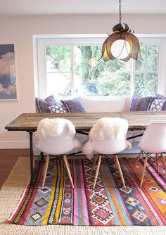 kilimrug by the style files, via Flickr