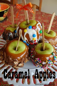 Caramel Apple Dip Using a Crock Pot and Canned Milk |