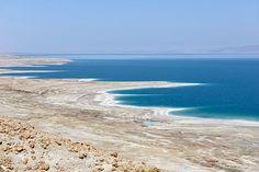 Das Tote Meer ist der tiefste Punkt der Erdoberfläche. (© Matthias Hinrichsen)