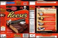 General Mills - Betty Crocker - Reese's Dessert Bar Mix - Target Exclusive Halloween branded box - 2011 by JasonLiebig, via Flickr