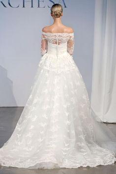 Marchesa wedding dress Spring 2014 bridal 6