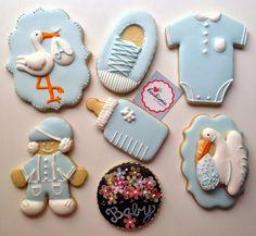 Cookieria By Margaret: Babies Em Janeiro...