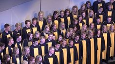 We Shall Walk Through The Valley in Peace Concert Chorale Chamber Singers 2013 Alumni