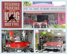 Marilyn's 60's Diner, Storms River Village, Garden Route, South Africa