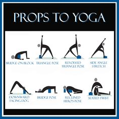 Props to Yoga!  Come to Clarkston Hot Yoga in Clarkston, MI for all of your Yoga and fitness needs!  Feel free to call (248) 620-7101 or visit our website www.clarkstonhotyoga.com for more information about the classes we offer!