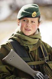 Norwegian Army Tactical