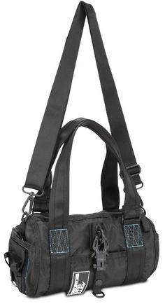 George Gina & Lucy Damenhandtasche Roll R GRL all in black schwarz Nylons, George Gina Lucy, Messenger Bag, Gym Bag, Satchel, Bags, Hook And Loop Fastener, Shoulder, Black