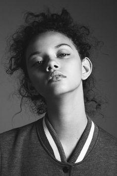 Marina Nery by Paul Morel (Portrait)